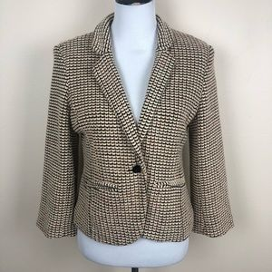 Cartonnier knit blazer for Anthro size large